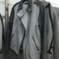 Generation Love sample jacket, $60