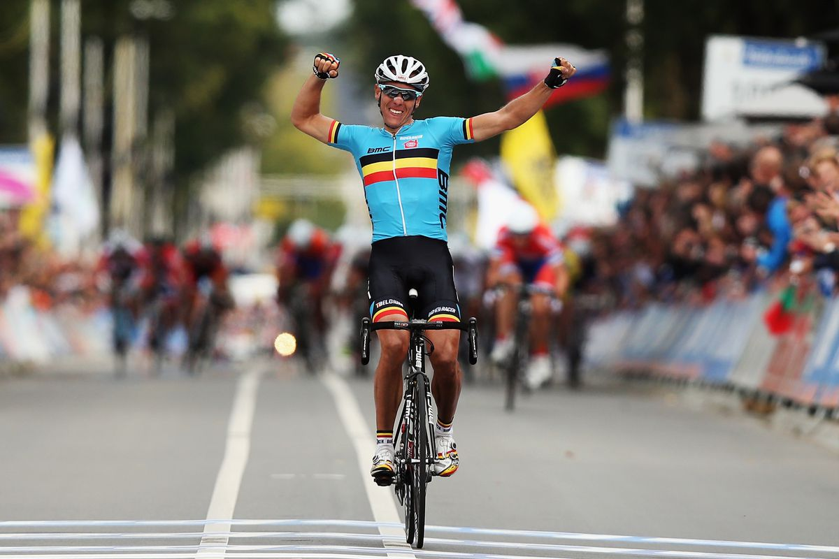 Philippe Gilbert liked the post-Cauberg finish of the World Championships last September. Who will this April?