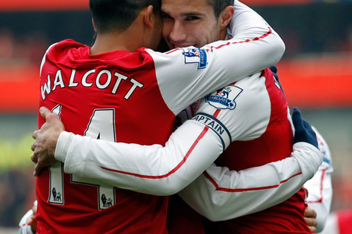 Theo isn't letting him go, why would you in a week lacking compelling match-ups?  (Photo by Paul Gilham/Getty Images)