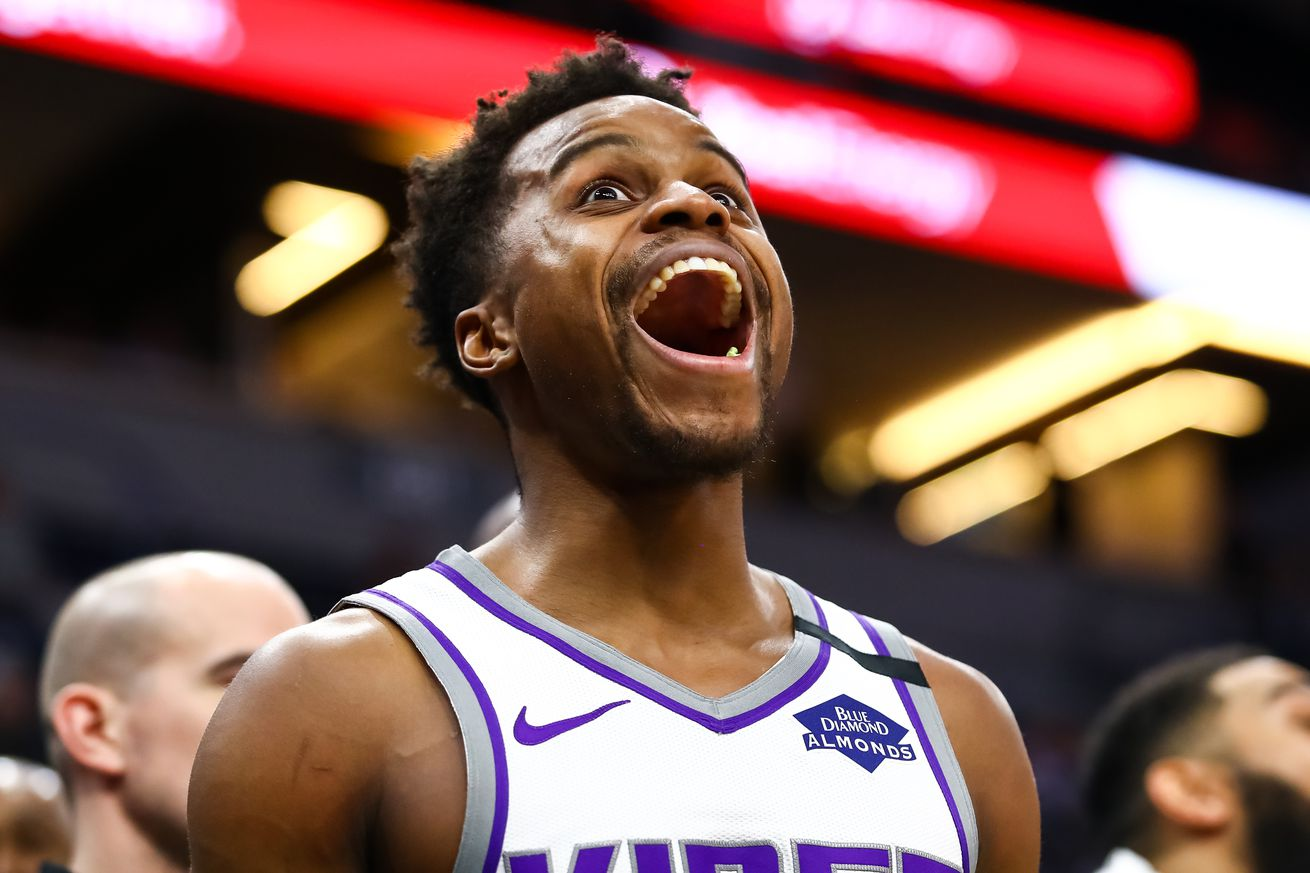 Sacramento Kings v Minnesota Timberwolves
