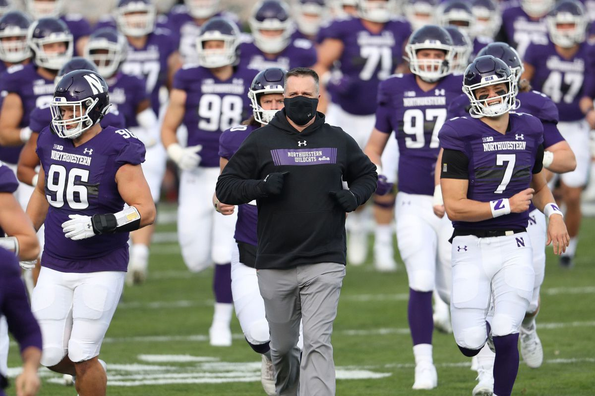 Paul Sullivan: Northwestern took the bait, and now the 5-0 Wildcats must keep proving ESPN's Joey Galloway wrong