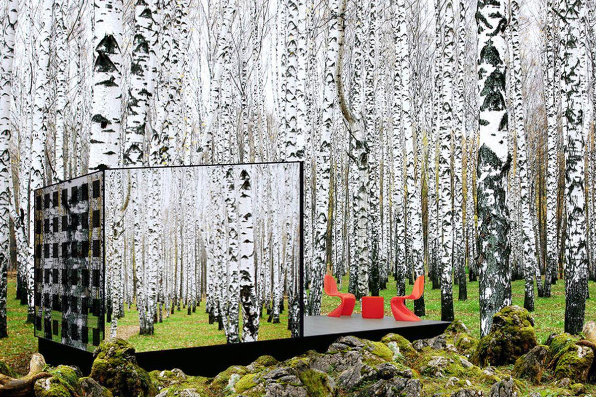 mirror prefab