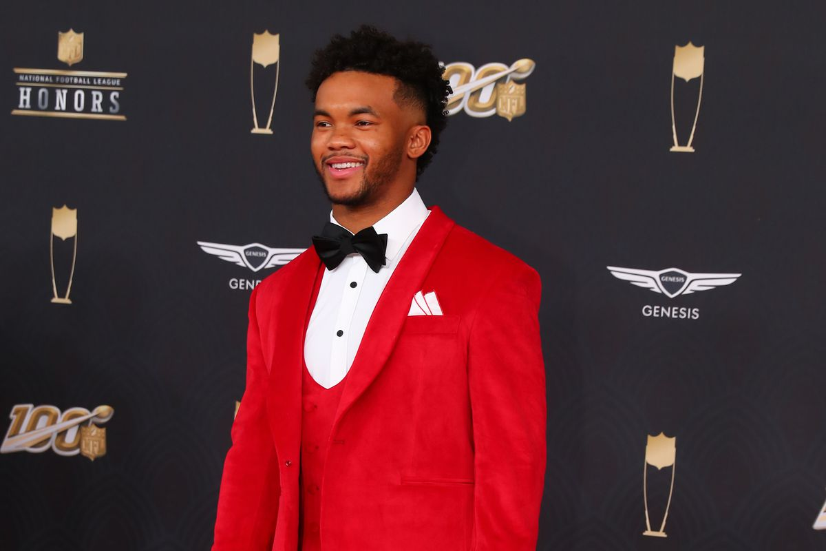 Image result for nfl honors kyler murray