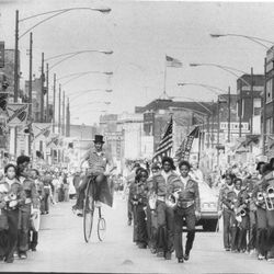 """The """"Unity in the Community"""" parade in Andersonville in October 1974.   Sun-Times Archives"""