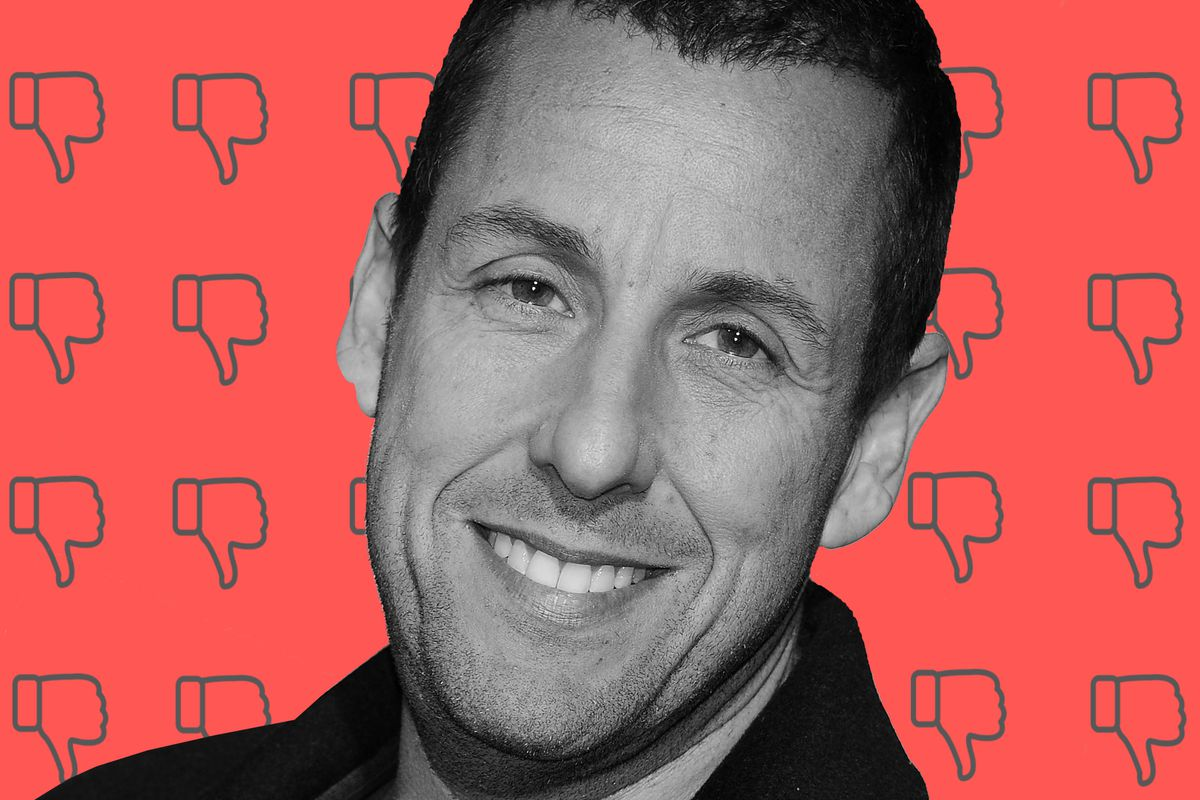 Adam Sandler Jason Laveris Getty Images Illustration Zachary Crockett Vox Some Hollywood Actors And Actresses
