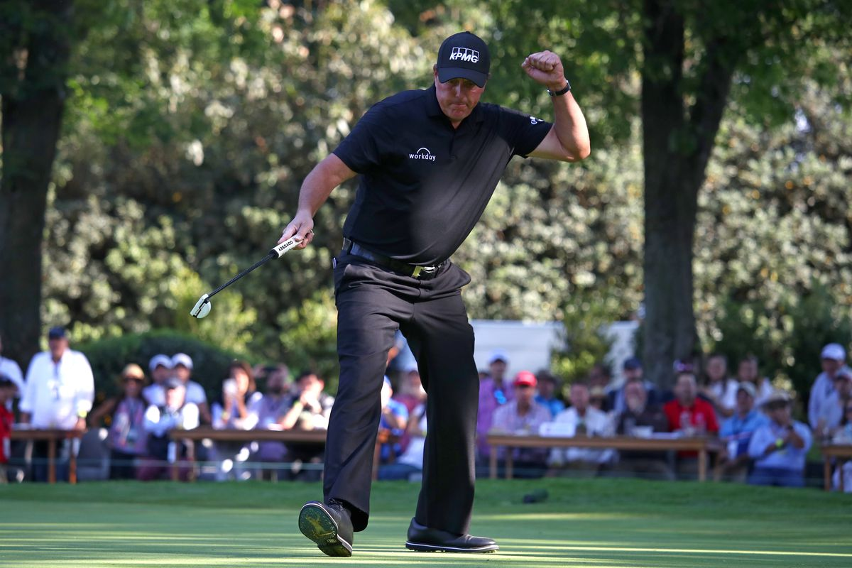 WGC Mexico results: Phil Mickelson gets 1st PGA Tour win in 4 years