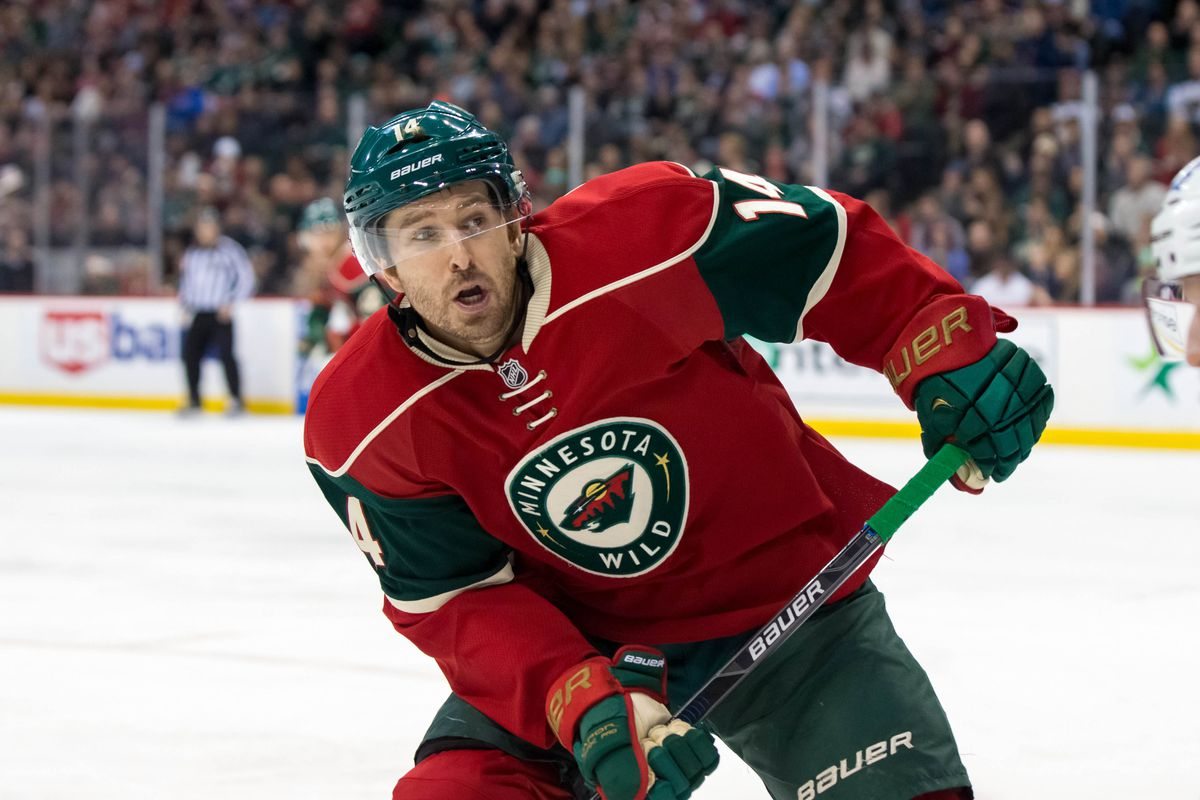 Justin Fontaine might be a healthy scratch tonight, but don't let that fool you- he's vastly underrated.
