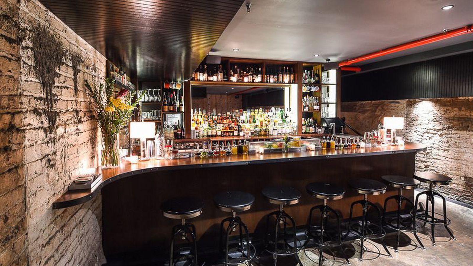 Nitecap team eyes the west village plus other liquor for Bancone bar usato