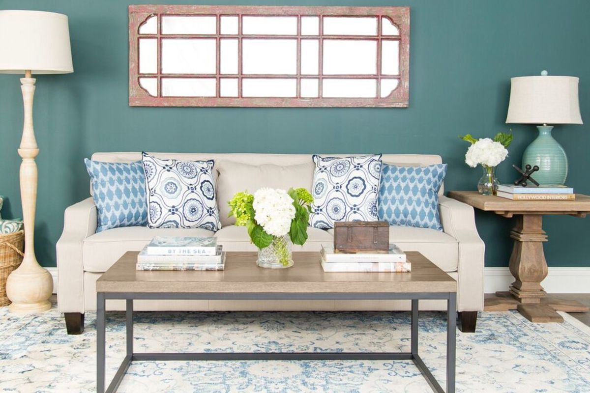 Dustin Walker via Laurel  Wolf Home Depot and partner for interior design service