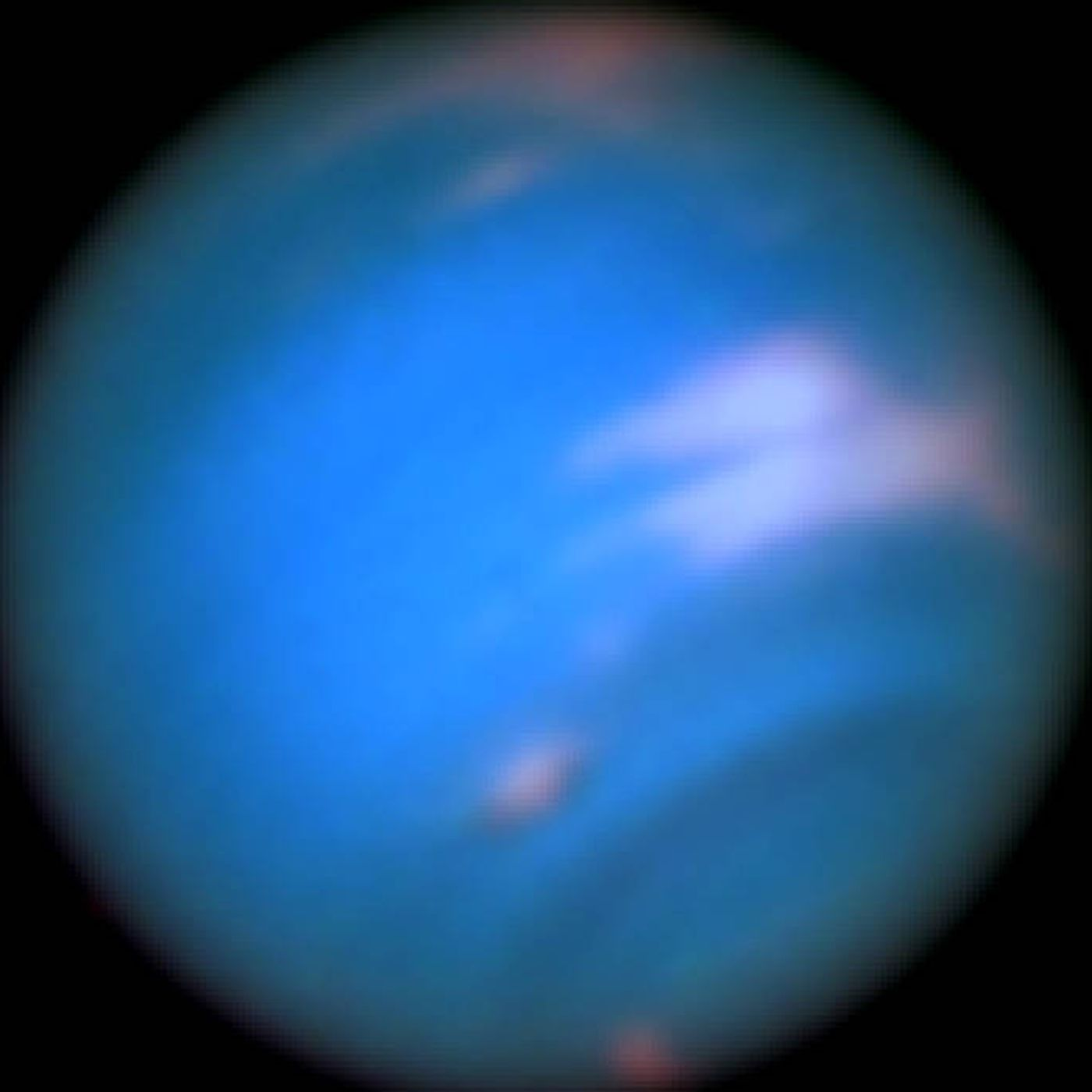 A new 'dark vortex' just popped up on the surface of Neptune - The Verge