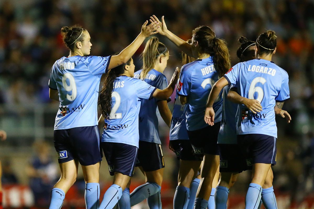 W-League Rd 1 - Western Sydney v Sydney
