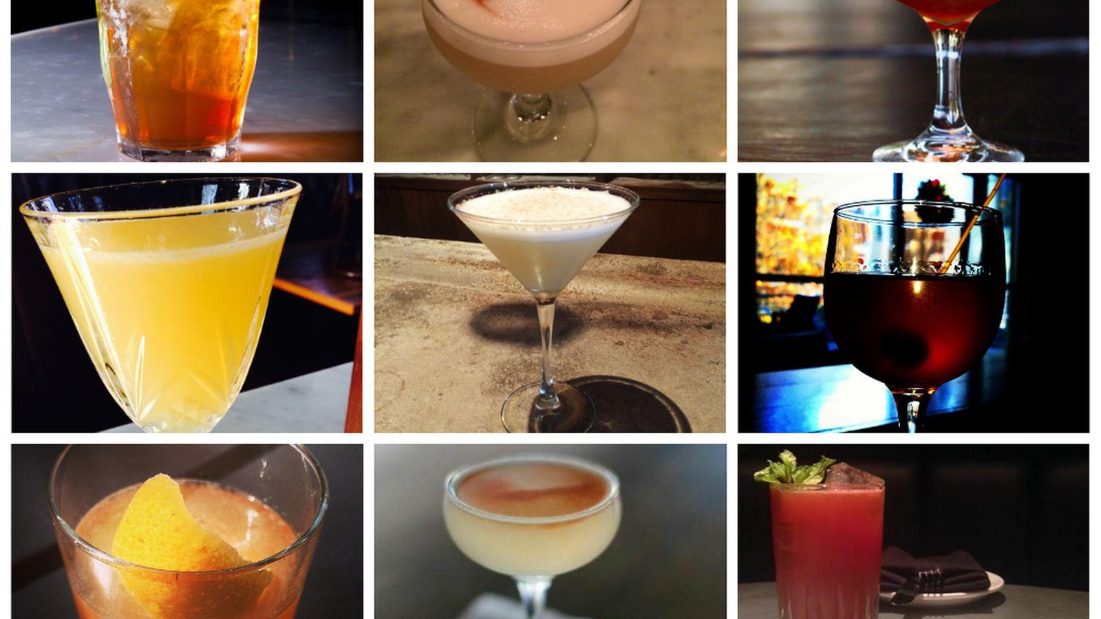 11 of atlanta 39 s best fall winter cocktails eater atlanta for Cocktail 102