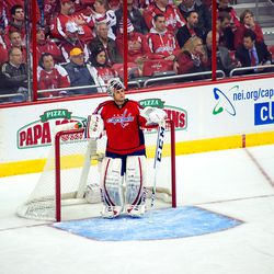 Displeased Holtby Watches Replay