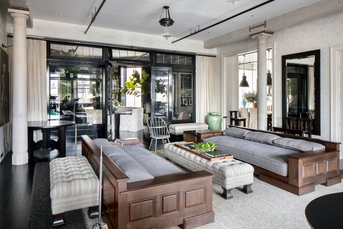 13 Stunning Apartments In New York: Meg Ryan's Stunning Soho Loft Sells For $9.85M