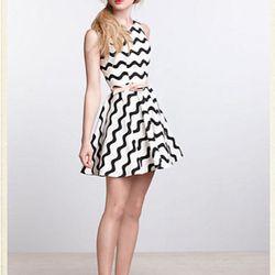 "<a href=""http://us.anthropologie.com/anthro/catalog/productdetail.jsp?id=25106865&parentid=CLOTHES-MIK-22&navCount=24&navAction=jump""><b>Dusen Dusen</b> Waves Skater Dress</a>, $198</a>"