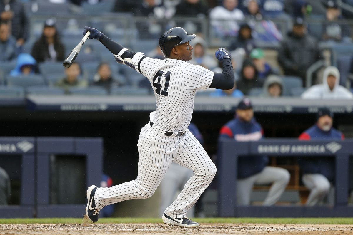 New York Yankees news: Miguel Andujar to learn new positions