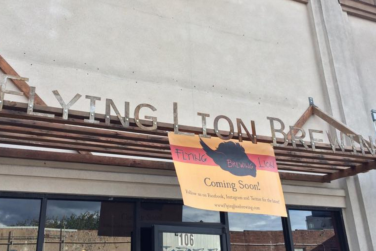 Columbia City's new Flying Lion Brewing