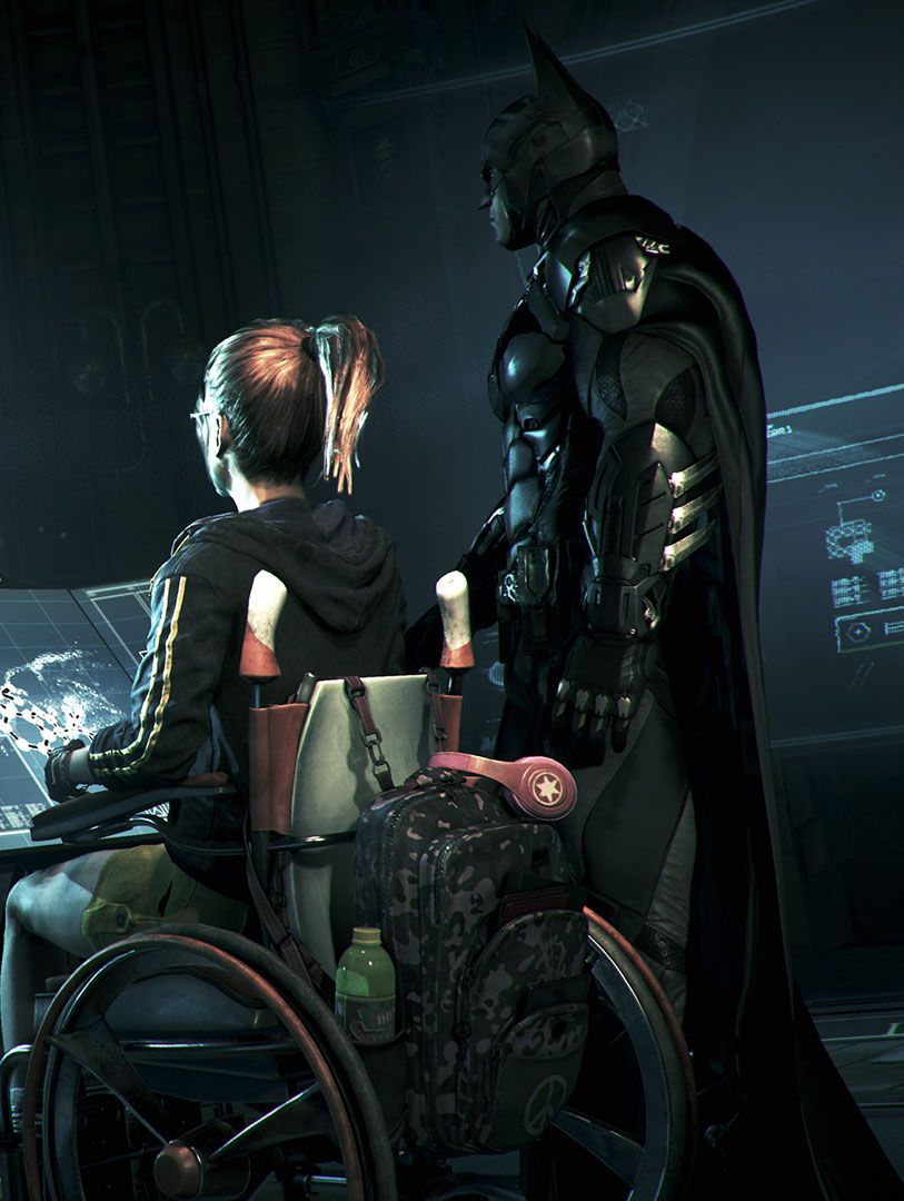 arkham knight review image 3