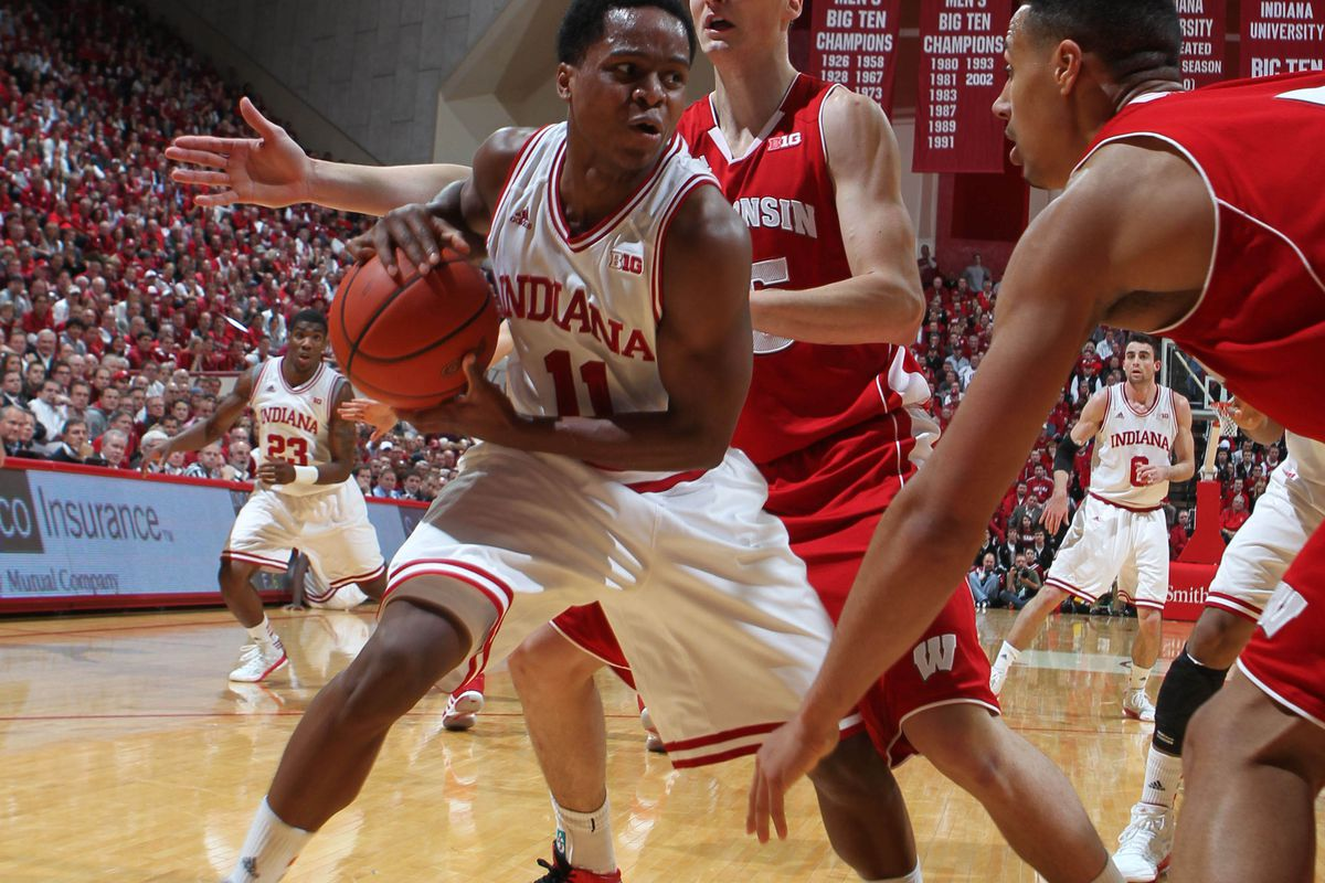 Yogi Ferrell could be the leader for Indiana's backcourt