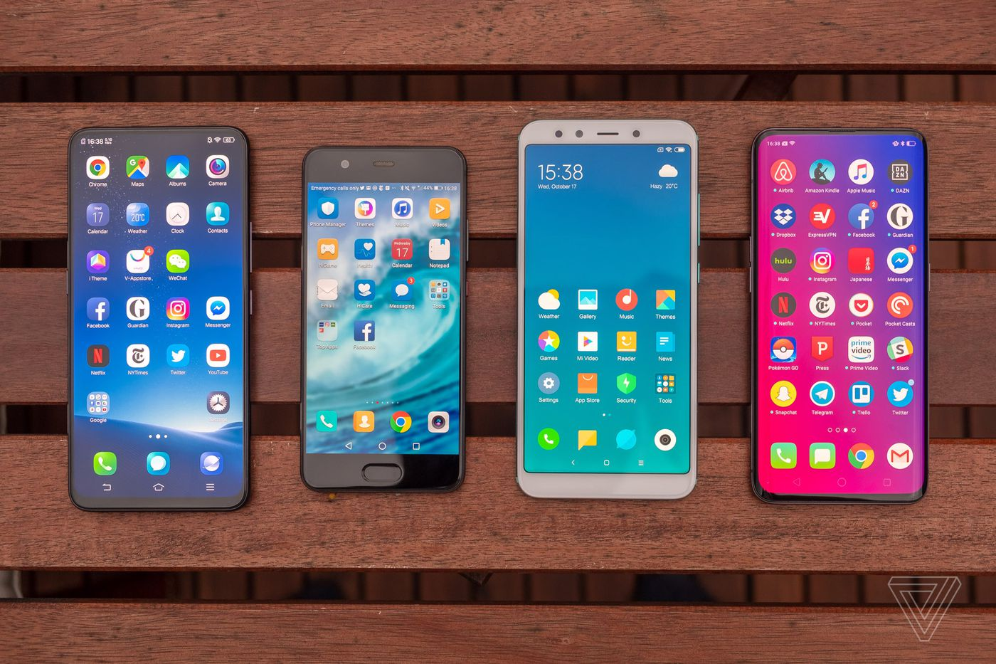 How China rips off the iPhone and reinvents Android - The Verge