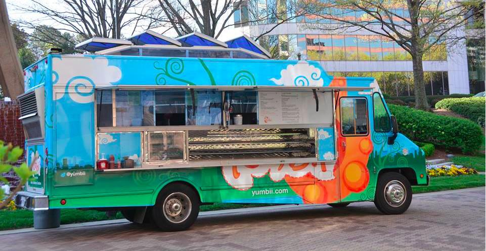 Yumbii food truck