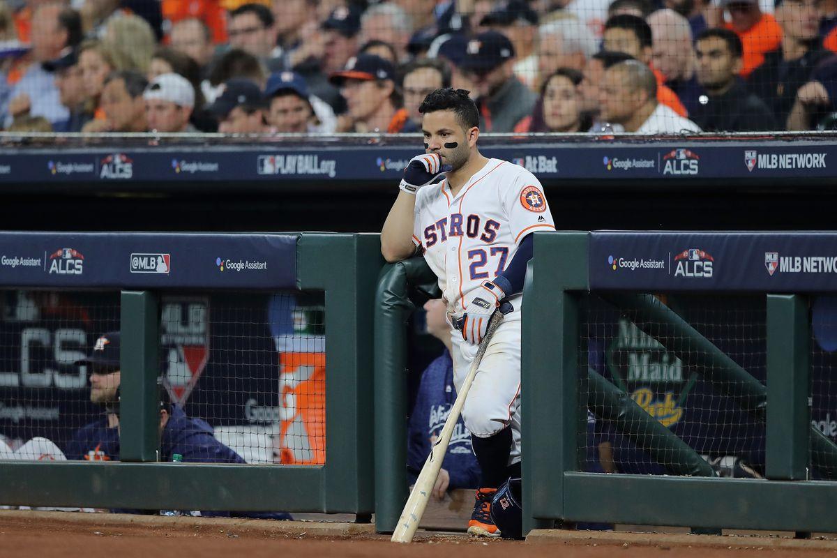League Championship Series - Boston Red Sox v Houston Astros - Game Three