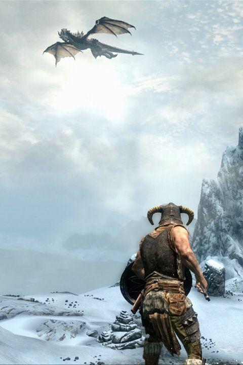 The Elder Scrolls 5: Skyrim screenshot crop 480