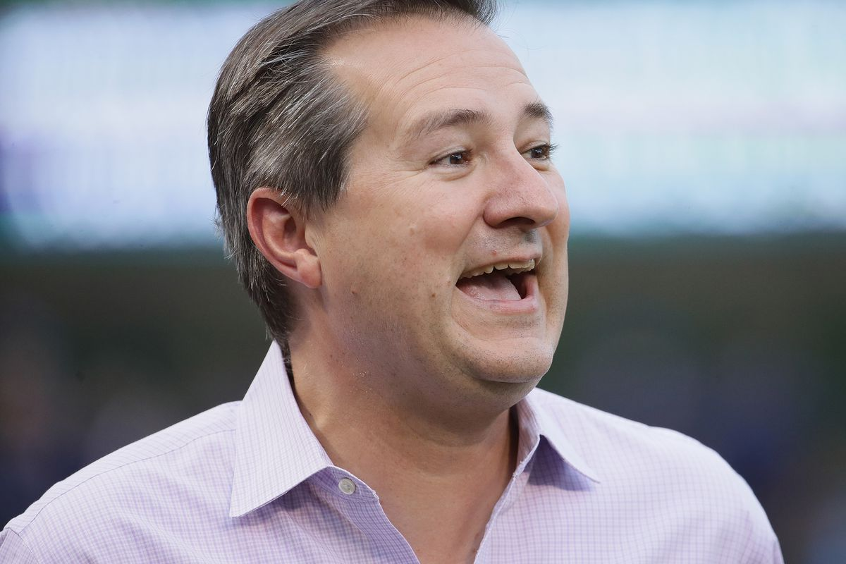 Four years after winning a World Series, the Cubs and chairman Tom Ricketts are tearing it all down.