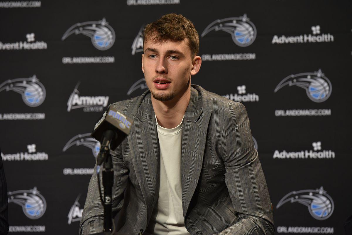 Orlando Magic Introduce Draft Picks - Presser