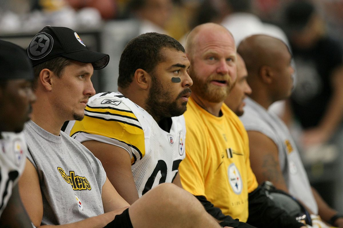 Steelers are still trying to solve mystery of Ziggy Hood and