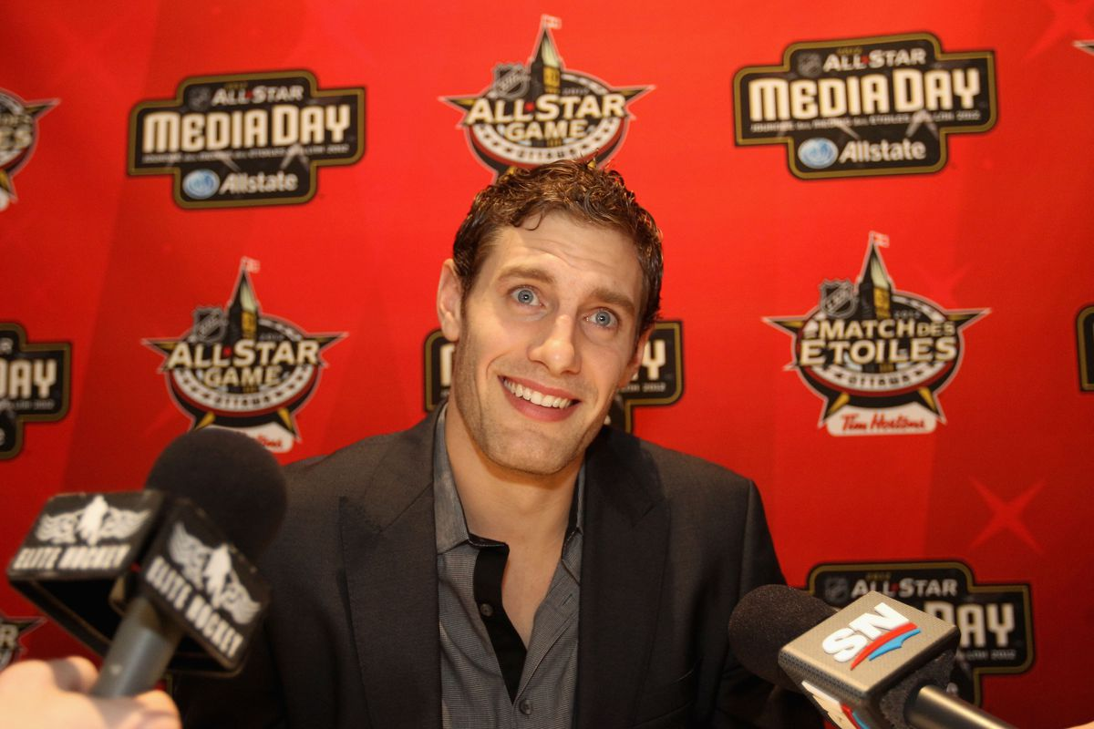 2012 NHL All-Star Game - Player Media Availability