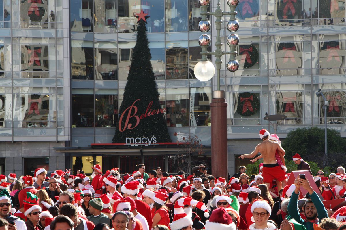 SantaCon returns: Where it will be, and where you should ...