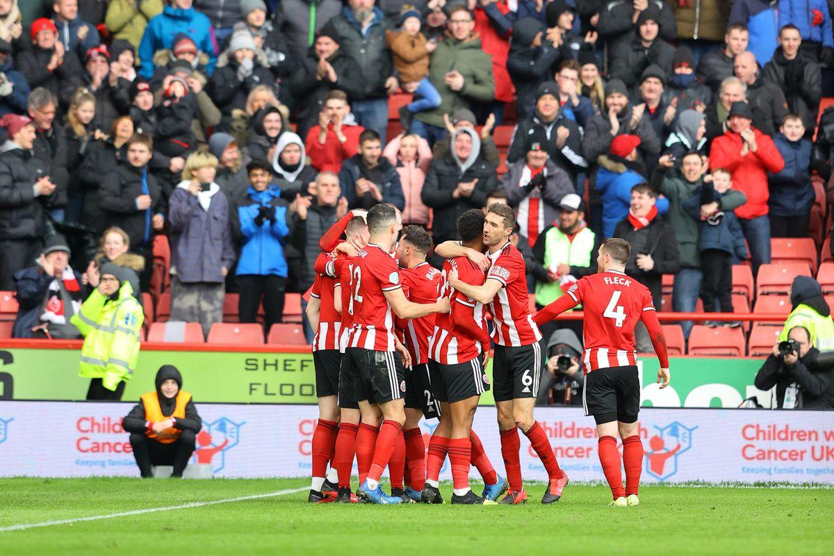 Sheffield United v AFC Bournemouth - Premier League