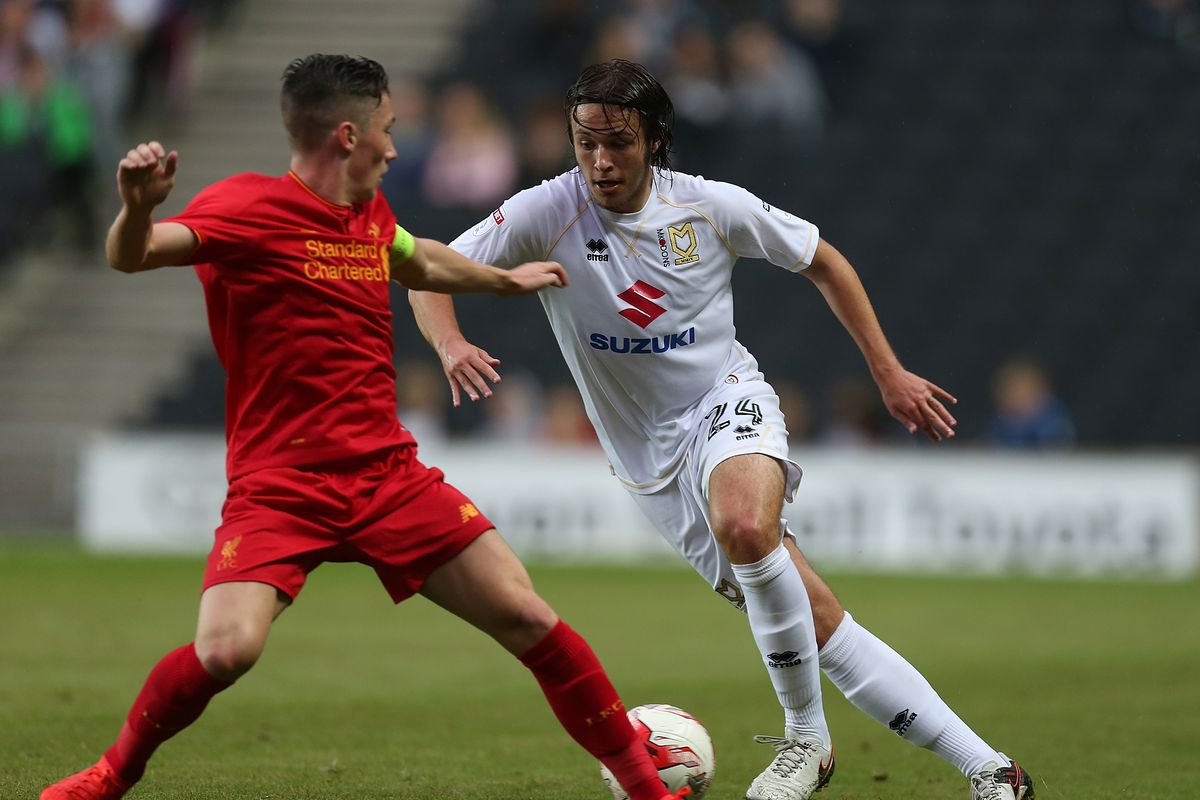 MK Dons v Liverpool U21: Pre-Season Friendly