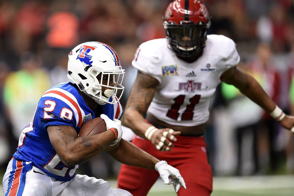 R+L Carriers New Orleans Bowl - Arkansas State v Louisiana Tech