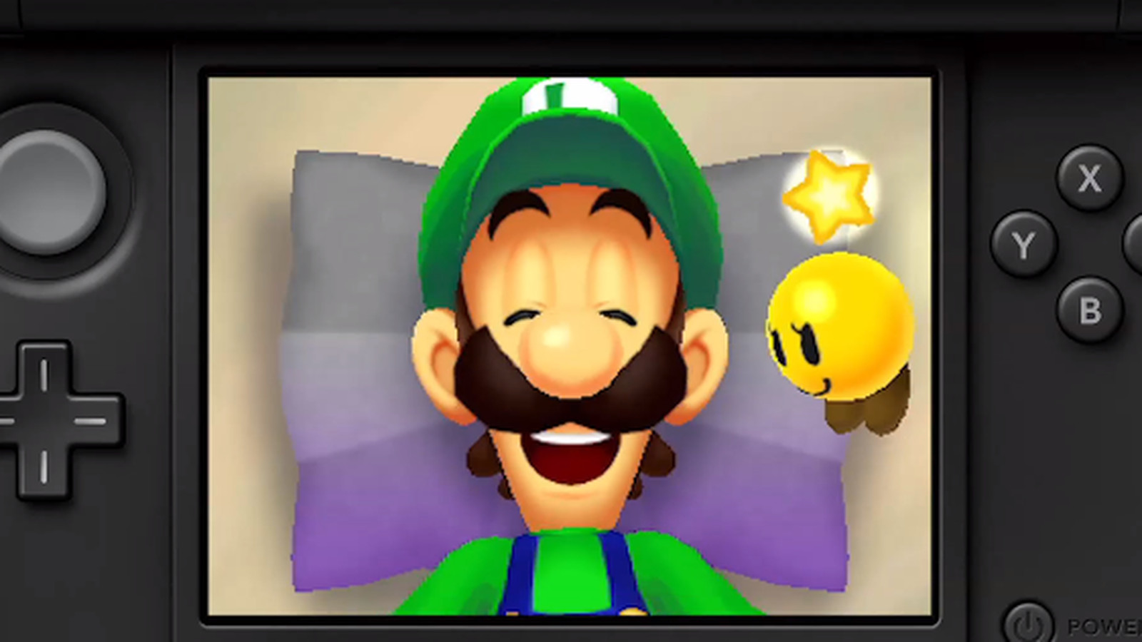 Mario Amp Luigi Dream Team Trailer Teaches Kids To Hit