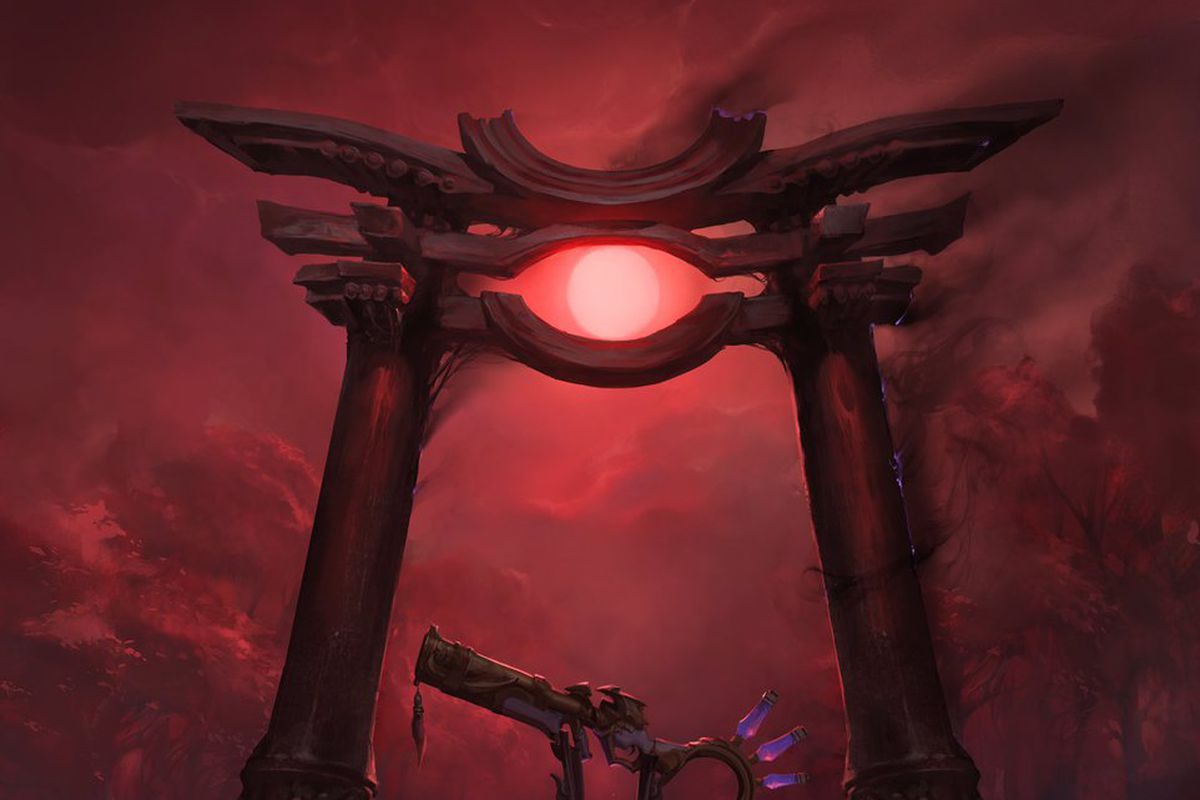 A Blood Moon themed map is taking over Summoner\'s Rift with new ...