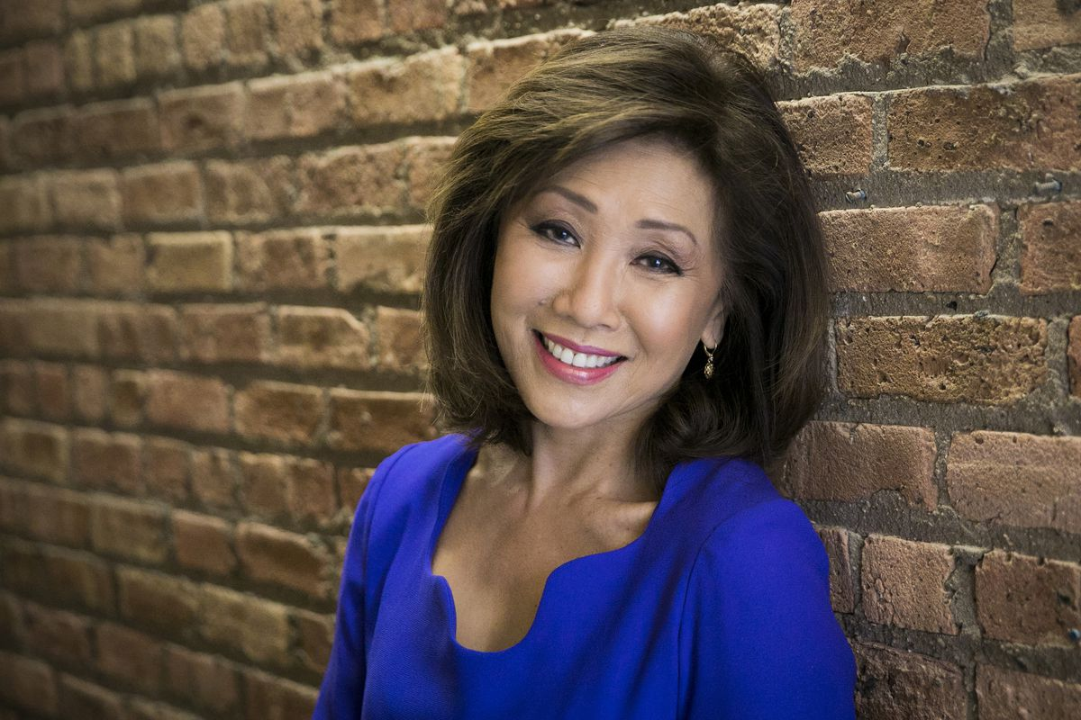 Linda Yu is long-time Chicago journalist and currently hosts Food We Love for the Chicago Sun-Times.   Ashlee Rezin/Chicago Sun-Times