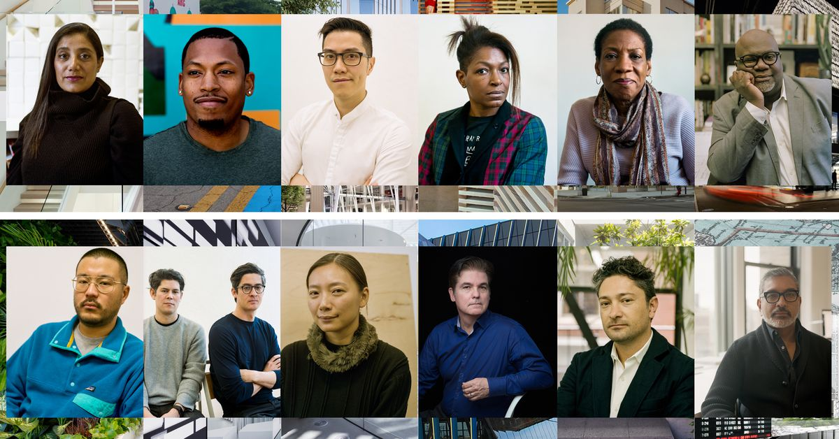 16 architects of color speak out about the industry's race