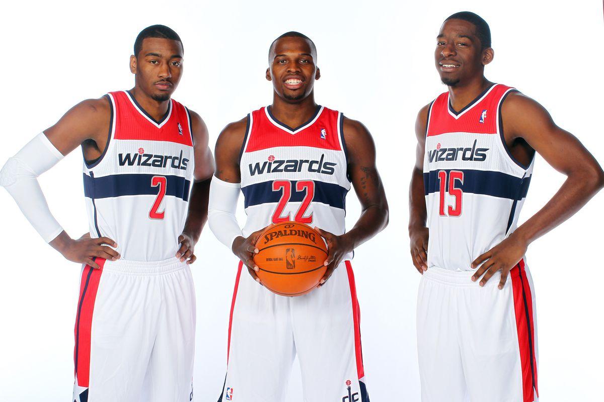 Washington Wizards Media Day