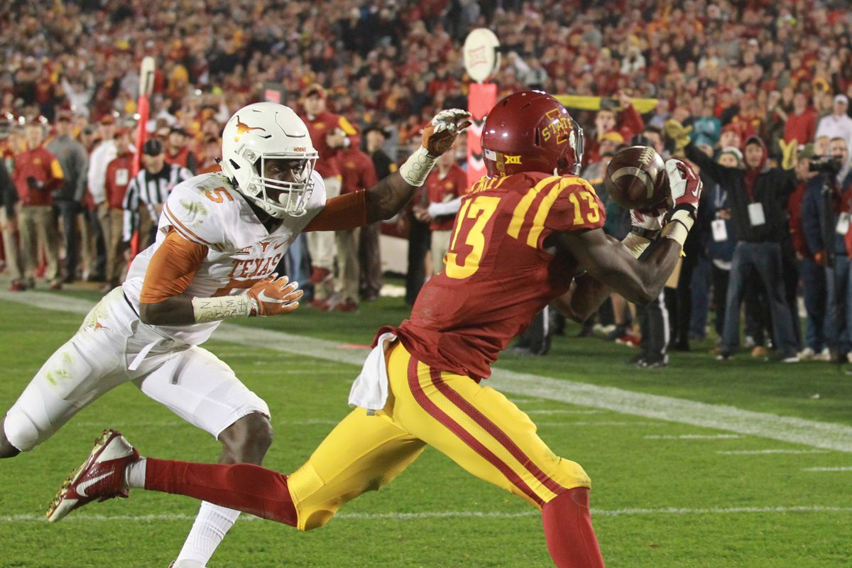 It was just two years ago the Clones thumped Texas 24-0.