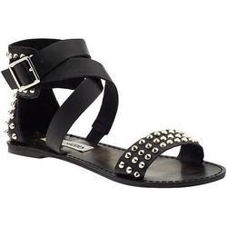 """Steve Madden <b>Buddies</b> sandal, $69.99 at <a href=""""http://piperlime.gap.com/browse/product.do?pid=632409002"""">Piperlime</a>"""