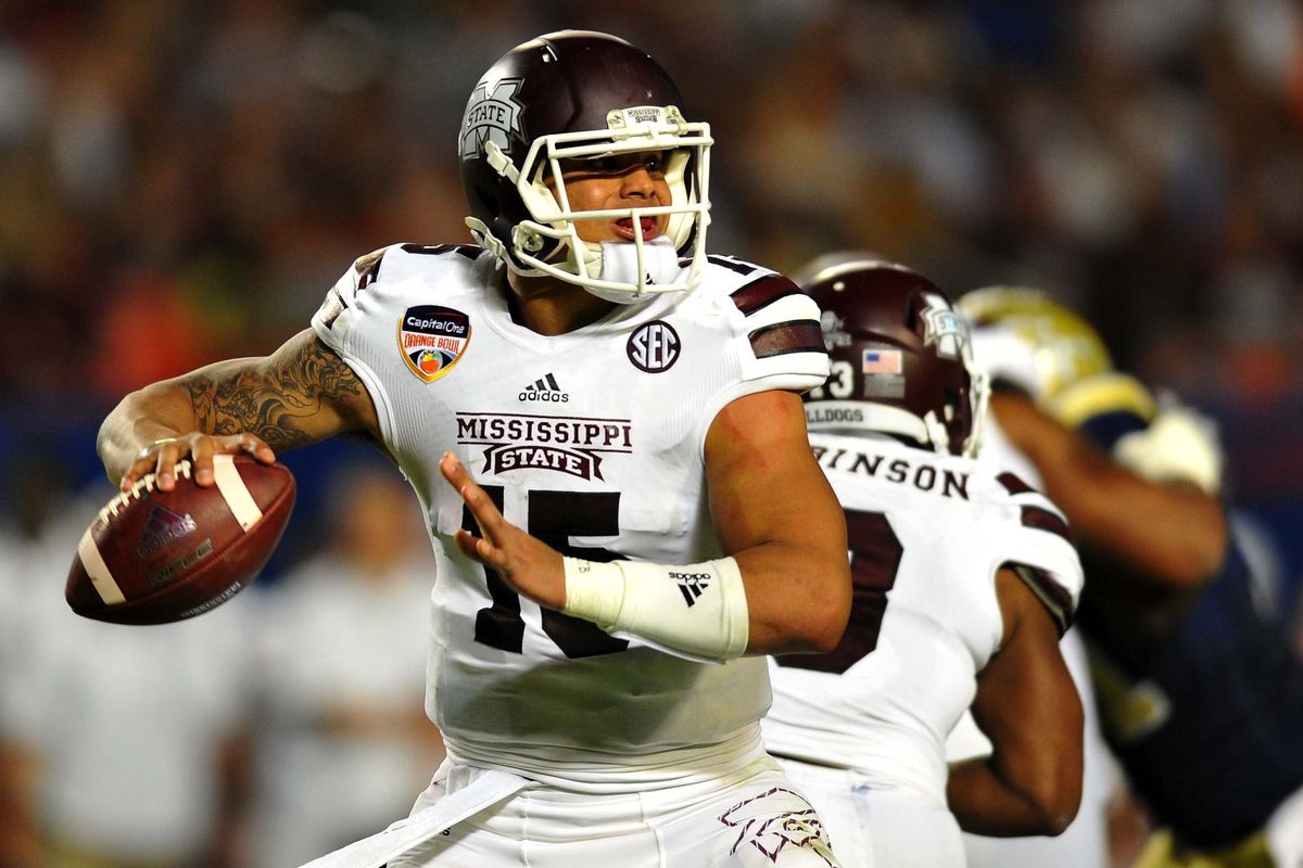 There will be better days ahead for MSU and Dak Prescott as the QB will be back in 2015