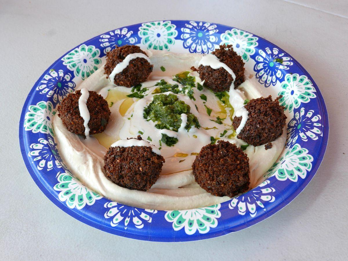 Israeli Food Los Angeles