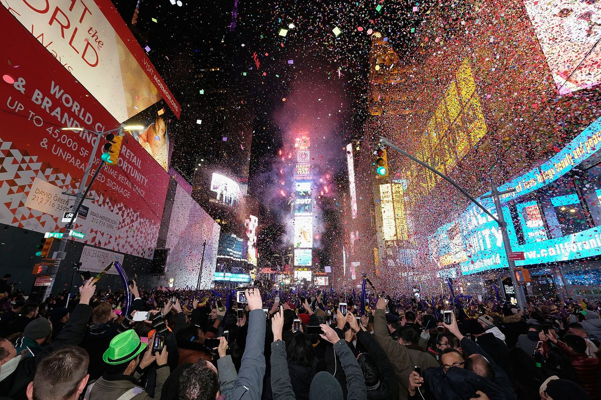 New Years Eve Countdown Live Stream