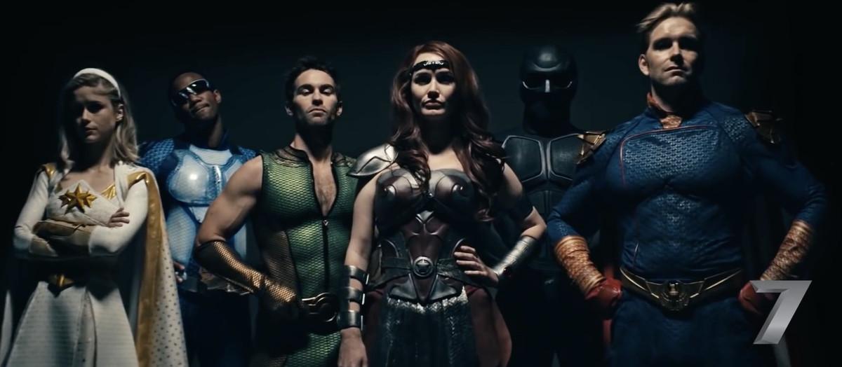 Amazon's The Boys sets up for season 2 with one big change - Polygon