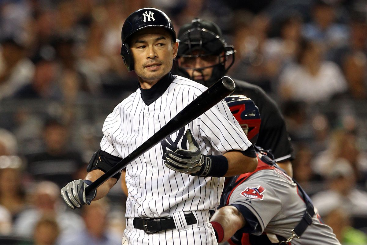 Ichiro Suzuki leaves the Yankees and settles for Miami Marlins ...