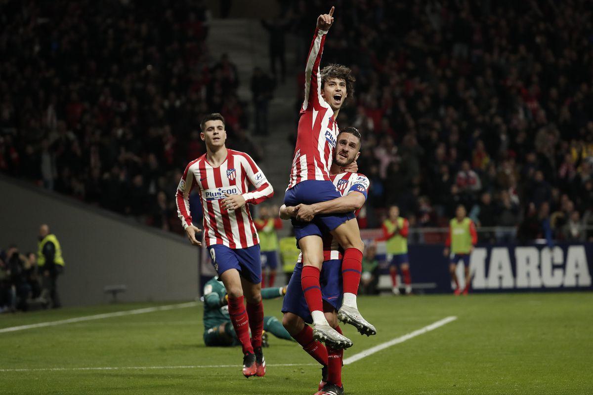 Atletico Madrid v Villarreal: La Liga