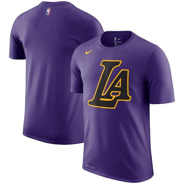 c2c243239702 Los Angeles Lakers Nike City Edition T-shirt for  34.99 Fanatics
