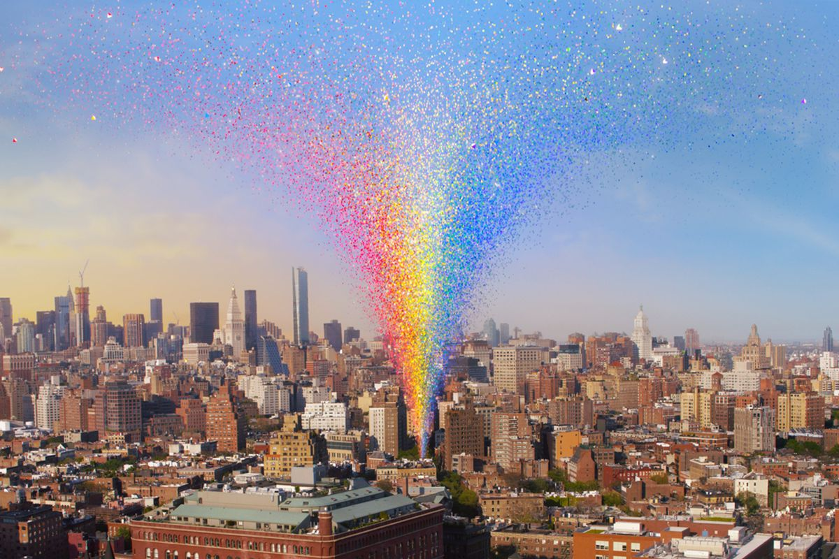 Google celetes NYC Pride with digital monument on Christopher ... on